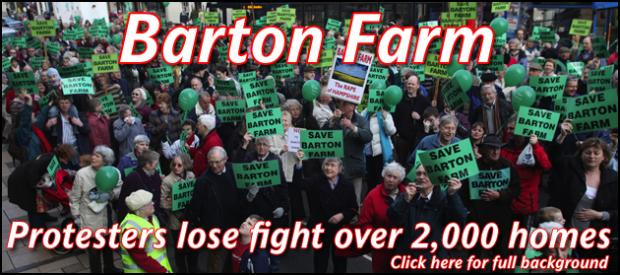 New forum can influence design of Barton Farm
