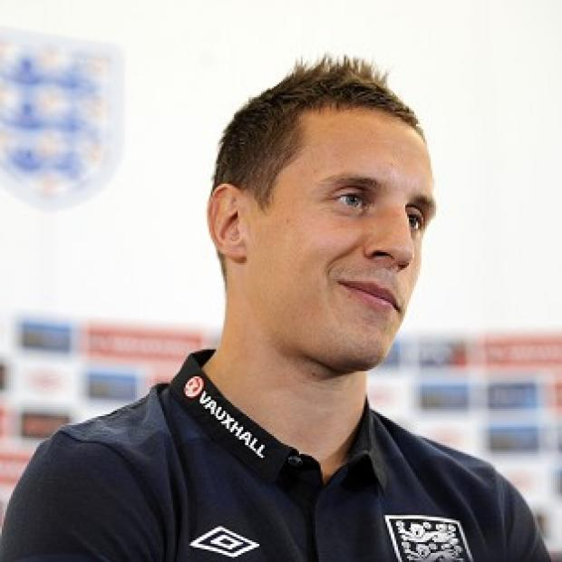 Andover Advertiser: Phil Jagielka concedes England have a tough test against Poland