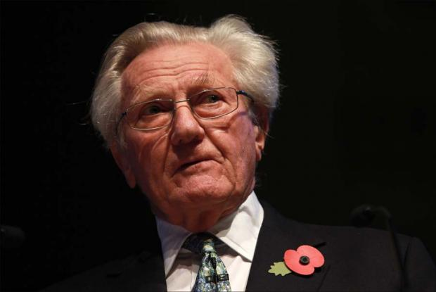 Lord Heseltine praises unitary authority move