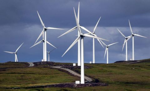 NOT ALLOWED: Wind farms