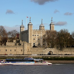 Tower of London bosses said the 'affected locks were immediately changed' after a set of keys was stolen