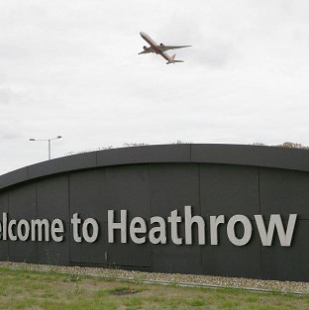Andover Advertiser: A man has been arrested at Heathrow Airport on suspicion of terror offences