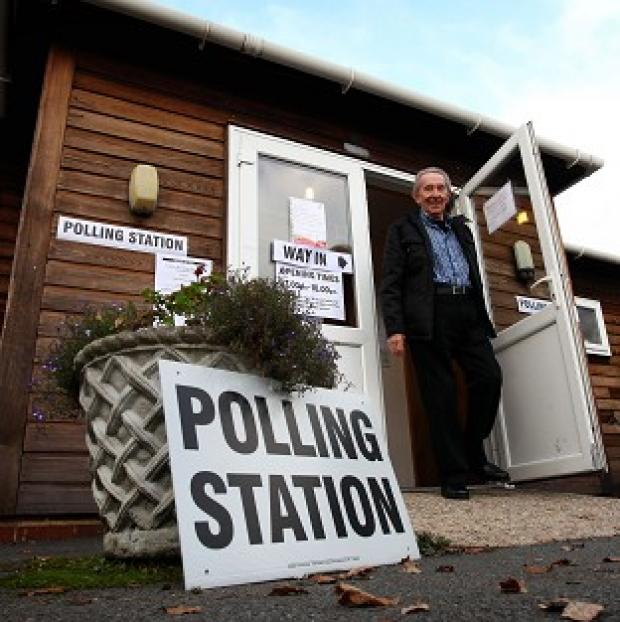 Andover Advertiser: Just under 16 per cent of the electorate in Wiltshire came out to vote in the police and crime commissioner elections