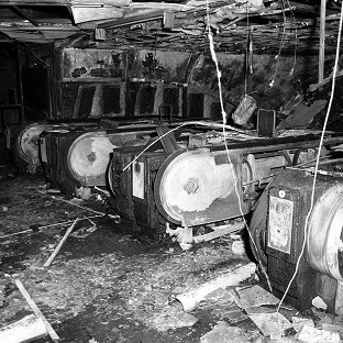 Thirty-one people died in the King's Cross fire in 1987