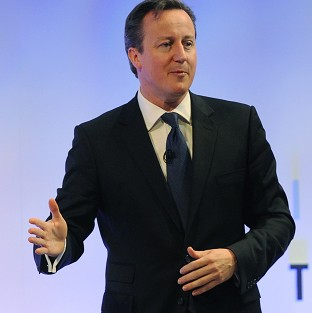 David Cameron says he is a good European but wants the EU to stop 'picking the pockets' of the public