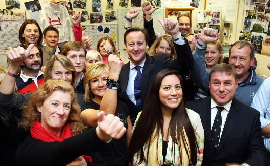 PM hails our charity heroes