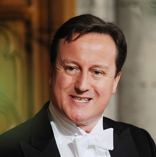 David Cameron and some senior Government figures will have access to Lord Justice Leveson's report on Wednesday