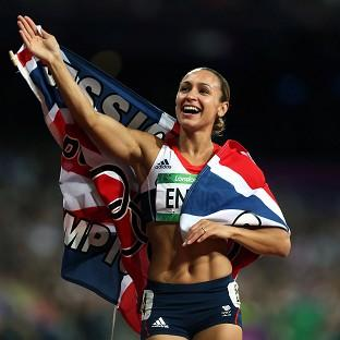 Jessica Ennis says young girls fear sport may make them too muscular