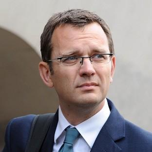 Former News of the World editor Andy Coulson will le