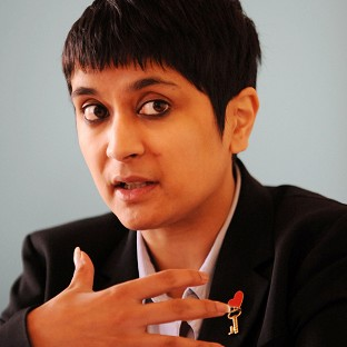 Shami Chakrabarti, director of Liberty, has spoken out against compulsory statutory press regulation