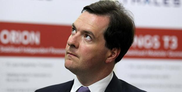 George Osborne has been thinking long and hard about what to do