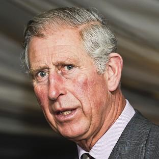 The Prince of Wales said he was 'thrilled' about the prospect of becoming a grandfather