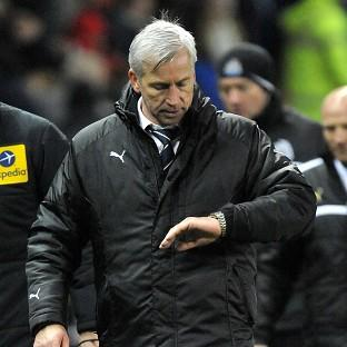 Alan Pardew hopes to strengthen his squad going into the knockout stages