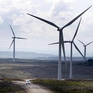 Green energy firms are to be given long-term Government contracts