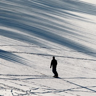 A British student is critically ill after a snowboarding accident