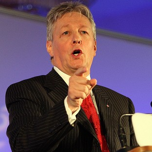 Northern Ireland's First Minister Peter Robinson is the latest political person to receive a threat amid growing unrest over removing a Union flag