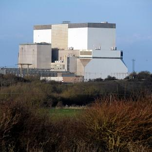 EDF plans to build two new nuclear reactors at Hinckley Point power station in Somerset