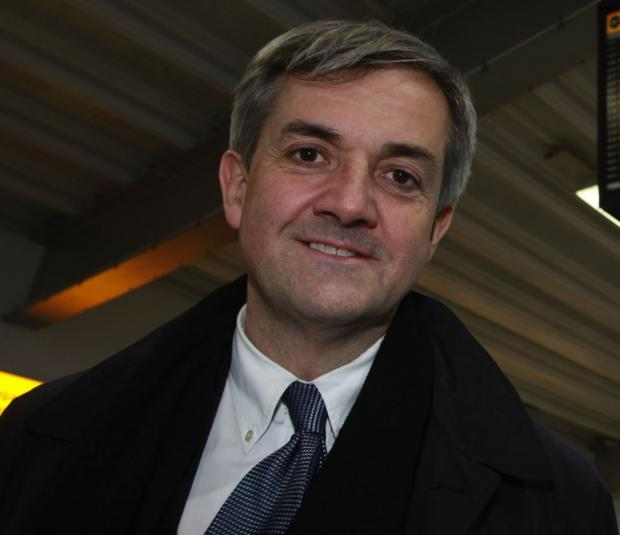 Andover Advertiser: MP Chris Huhne.