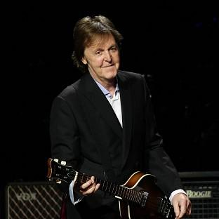 Sir Paul McCartney is among stars singing He Ain't Heavy, He's My Brother in support of the families of the Hillsborough victims