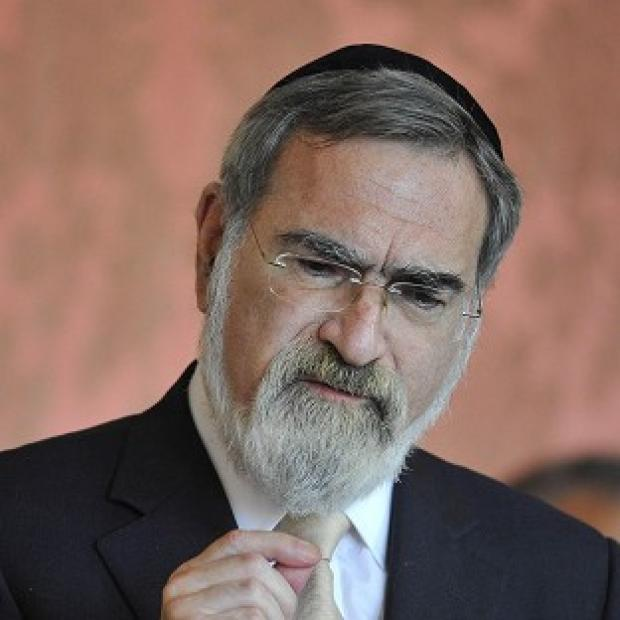 Lord Sacks is to step down in September next year after 22 years as the UK's chief rabbi