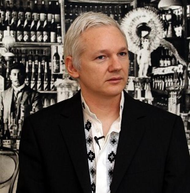 WikiLeaks founder Julian Assange will address supporters from the Ecuadorian Embassy