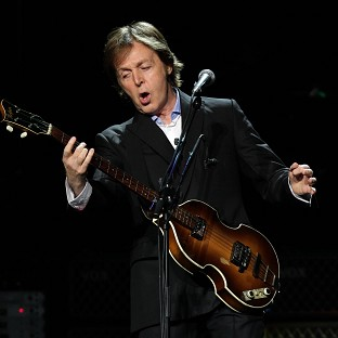 Sir Paul McCartney features on the Hillsborough disaster tribute single