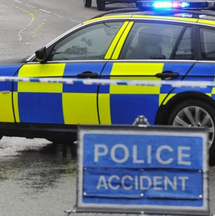 Police are investigating a fatal collision on the B3349 Odiham Road near Basingstoke