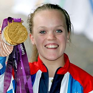 Ellie Simmonds can now add an OBE to her list of honours and achievements