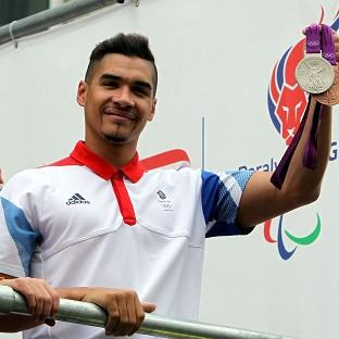 Olympic gymnast Louis Smith has been made an MBE
