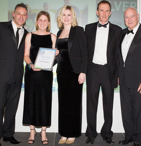 Two honours in 24 hours for Hampshire hotel