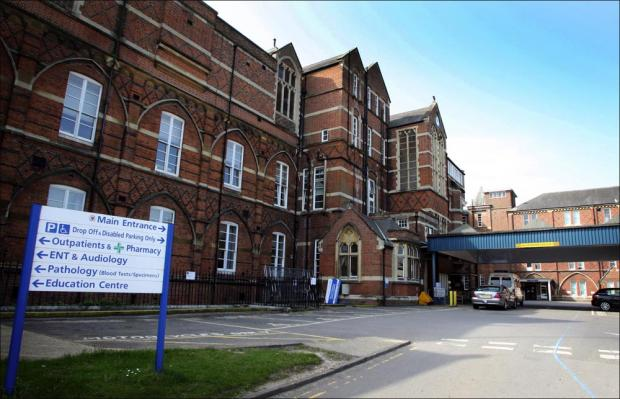Royal Hampshire County Hospital has been extremely busy over the past few days and is asking all residents with minor injuries and illnesses to seek alternative treatment