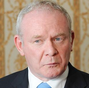 Martin McGuinness has quit as MP for Mid-Ulster