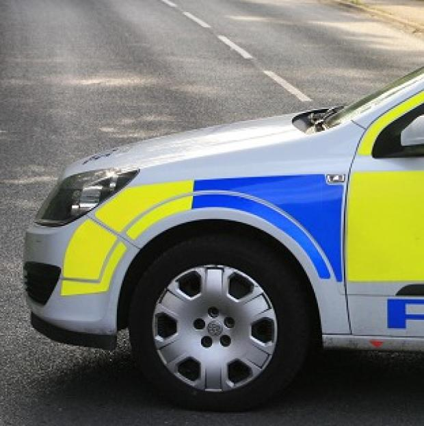 The eastbound carriageway of the M27 at Hedge End in Hampshire was shut after a man reportedly fell from a bridge