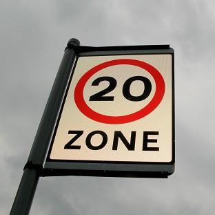 Eight million people are already living in authorities where 20mph limits are in operation