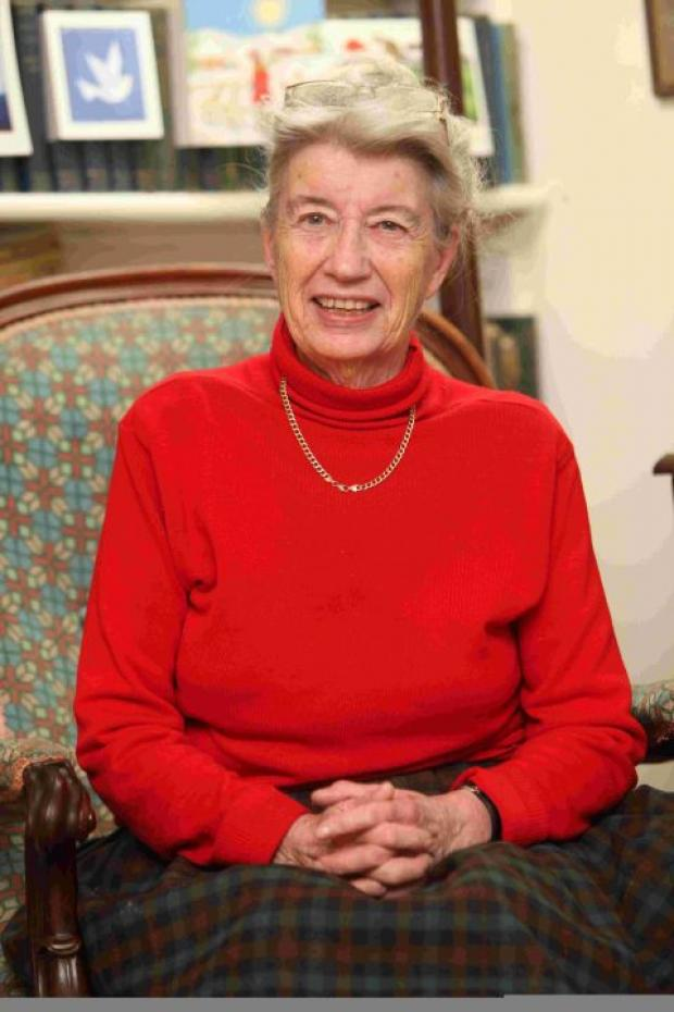Hermione Goudling has been awarded a British Empire Medal for services to charity and the community in Winchester