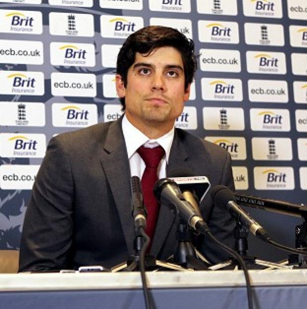 Captain Alastair Cook insists the split coaching setup will benefit England's cricket team