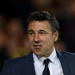 Dean Saunders, pictured, replaces Stale Solbakken as manager of Wolves