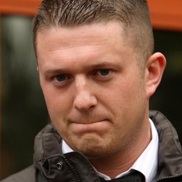 Stephen Lennon has been jailed after using someone else's passport to travel to New York