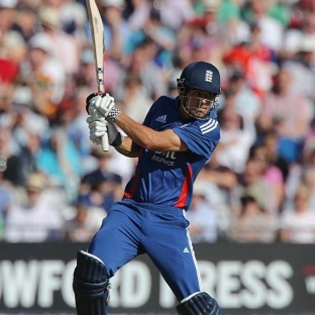 Alastair Cook returned to captain England against Delhi