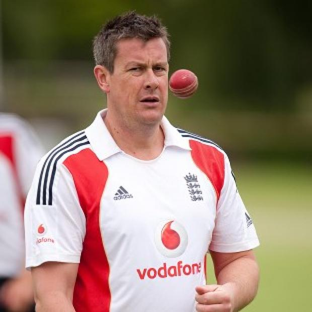 Ashley Giles is wary of the 'huge challenge' awaiting England against India