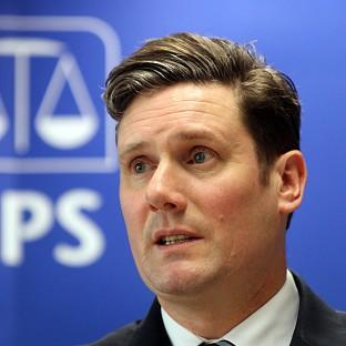 DPP Keir Starmer said he wants the Jimmy Savile scandal to be a 'watershed moment'