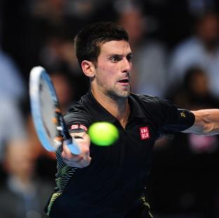 Novak Djokovic revealed he was delighted to be back at the Australian Open