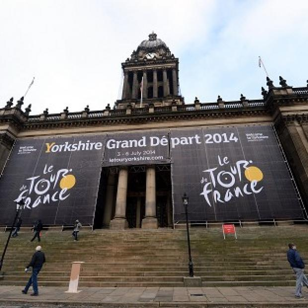 The 'Grand Depart' will start in Yorkshire