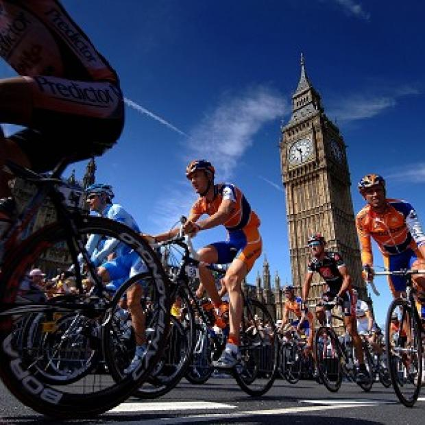 A stage of next year's Tour de France will finish on the Mall in central London
