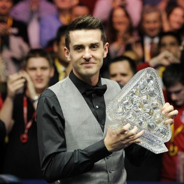 Mark Selby has now won the Masters three times
