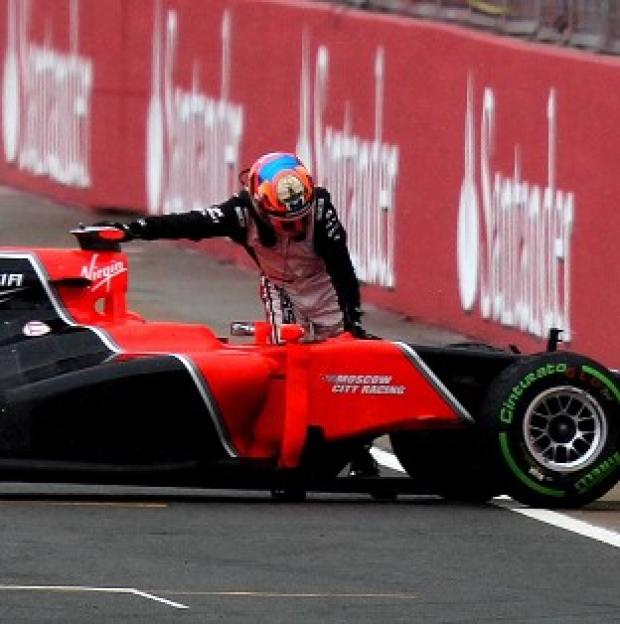 Timo Glock will not race for Marussia next season
