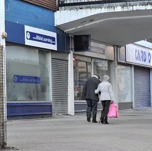 The number of shops fell by almost 600 last month even before the recent collapse of a raft of High Street names