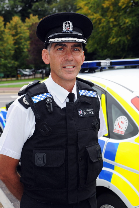 Police have new man at helm