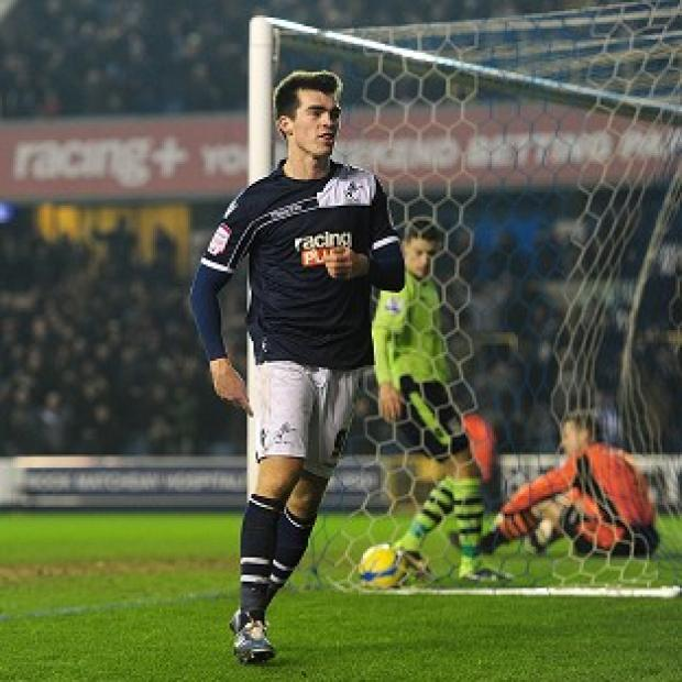 John Marquis grabbed Milwall's winner in the 89th minute