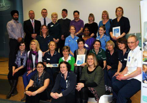 Awards for inspirational NHS staff